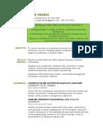 lydia yahnke professional resume