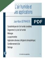 Air Humide Applications