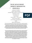 Union de Hecho Bienes Concubinato Abogado en Venezuela