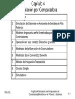 Simulacion Sistemas de Potencias MAtlab-PSCAD-PSCE