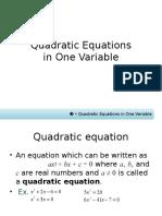3-QuadraticEquations