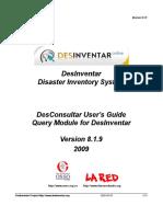 DesConsultar_User'sGuide_8.1.9