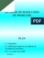 Methode de Resolution de Probleme.ppt