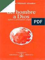 Aïvanhov, Omraam - Del hombre a Dios.pdf