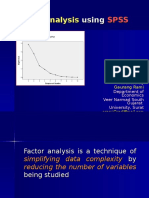 Factor Analysis for Data Reduction Hrd