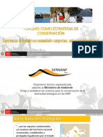 Turismo Como Estrategia de Conservación - SERNANP