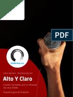 Alto y Claro V4.0