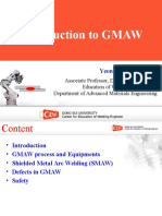 Introduction to GMAW