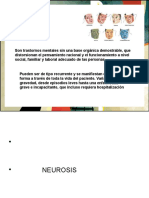 Neurosis y Delitos