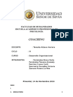Coaching Monografia