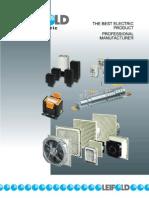 Leipold Electric Catalogue-2009