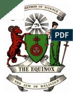 14 - Editorial Do the Equinox Vol. I Nº 2 - Introdução Ao Iluminismo Científico