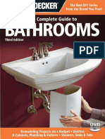 Black & Decker the Complete Guide to Bathrooms