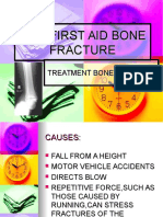 Chapter 7.4.4 First Aid Bone Fracture(in Detail)
