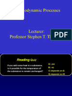 Lecture 36.ThermodynamicProcesses