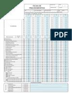 Ficha de Procedimentos - SUS