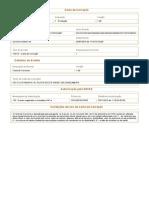 Carta de Correção Nf 2701
