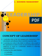 4 Leadership