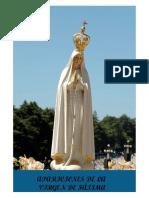 Apariciones de la Virgen de Fátima