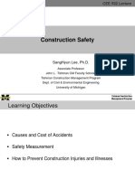 7.6 Construction Safety