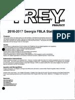 trey project information