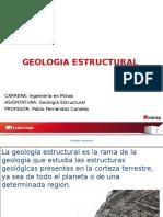 1 Clase Geologia Estructural