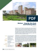 Singapore Bishan Park