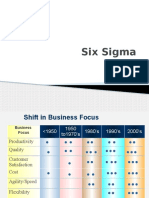 Six_Sigma Lecture Lecture
