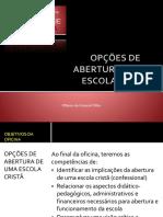 Opcoes de Abertura de Uma Ed Wilson Do Amaral (1)