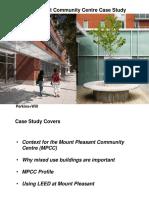 MPCC Case Study