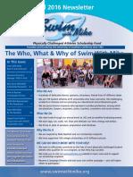 SWM Fall 2016 Newsletter