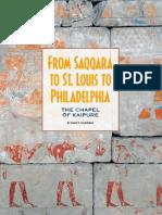 Saqqara Stlouis Philadelphia