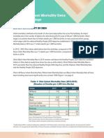 2015 Ohio Infant Mortality Report FINAL