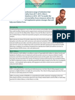 2016 17 New Strategies Addressing Infant Mortality in Ohio FINAL