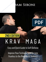 Krav Maga Easy and Quick Guide to Self-Defense, Improve Your Technique