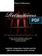 Retractions From Behind Bars