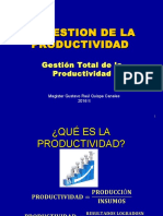 Sem. 13 Gestion de La Productividad