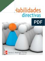 Habilidades Directivas y Su Clasificacion
