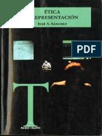 ETICAYREPRESENTACION - José Sanchéz
