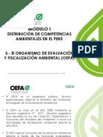 Modulo I-3. Oefa Supervision Directa y de Efa