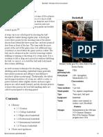 Basketball - Wikipedia, The Free Encyclopedia
