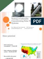 Solar 2010 Presentation RIC