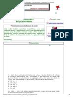 Física Eletrostática - Força Eletrostática - O Portal Número 1 Em Vestibular