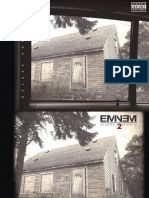 Digital Booklet - The Marshall Mathers LP 2