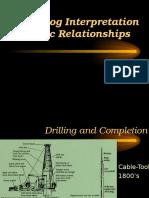 Well Log Interpretation Basic Relationships