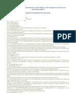 2.1 Texto Único Ordenado de La Ley Nº 27806