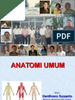 Anat Anatomi Umum