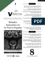 Vita Brevis, Num 8