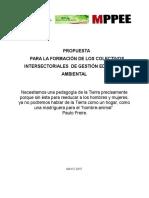 Propuesta de Formacion Gestion Ambiental - Definitivo