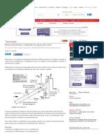 Dimensionamento e Instalação de Aquecedor Solar _ Téchne 3